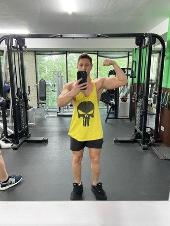 Studio personal antrenor fitness