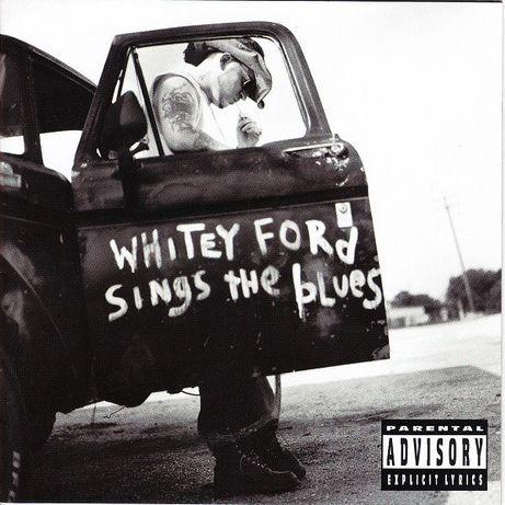 CD. Everlast. Whitey Ford Sings the blues. 1998 (Фирменное издание)