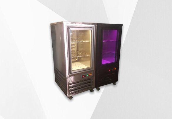 хладилник за зреене на месо dry aged