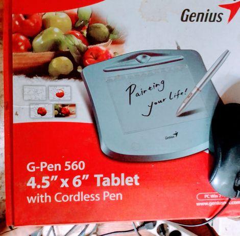 Графический планшет G-Pen 560