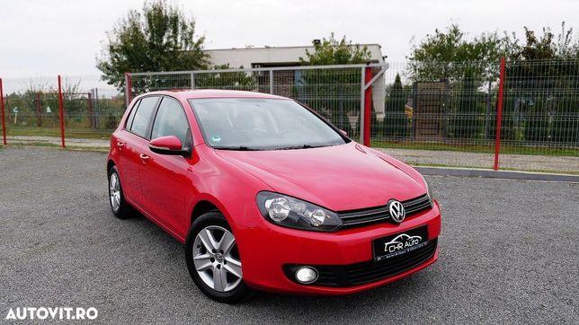 Volkswagen Golf 6, 1.4 TSI 122cp, 6+1 trepte, Euro5, Climatic, PDC, Stare foarte buna!