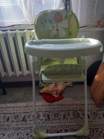 Детский раскладной стул