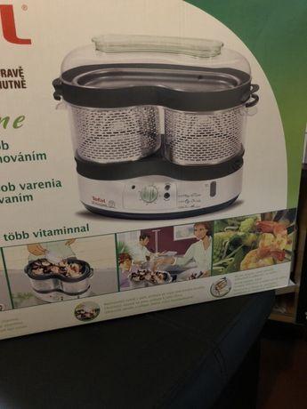 Продавам уред за готвене на пара.Използван няколко пъти,почти нов.