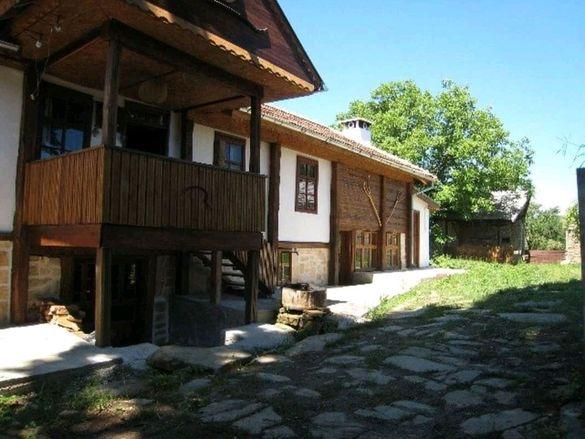 """Къща: """"Къщичката"""" село Велчево"""