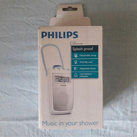 Радио,будильник,таймер от Philips