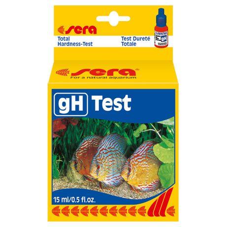 Тест Sera gH (общая жесткость)