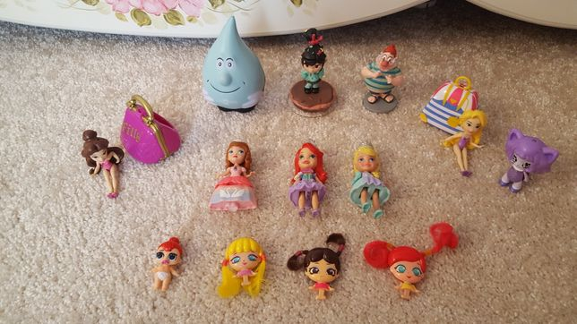 Lot jucarii originale Mattel,Simba,Disney