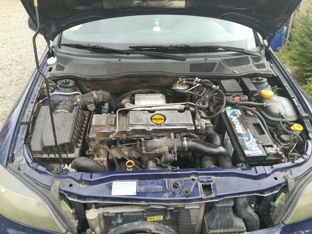 Dezmembrez Opel Astra G 2003 TDI 2.0 piese