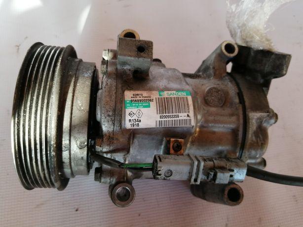 Vand compresor renault clio4 1.5 dci