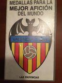 Колекция монети футболен клуб ,,Валенсия''