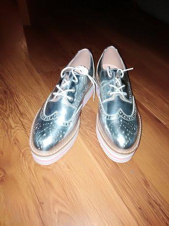 Нови дамски обувки, 38номер.
