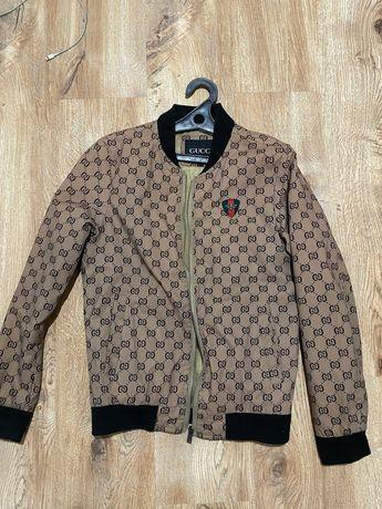 "Куртка тонкая ""Gucci"" размер S"