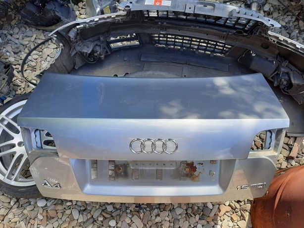 Capota porbagaj Audi A4 B7, LY7G stare foarte buna