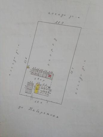 Продам участок с домом или обмен на квартиру