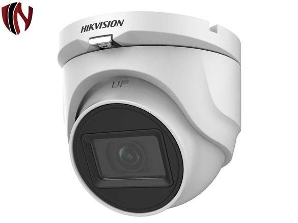 Hikvision DS-2CE76H0T-ITMFS - 5 MPx Камера с Микрофон