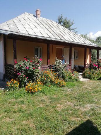 Schimb casa Gramesti/Suceava cu apartament