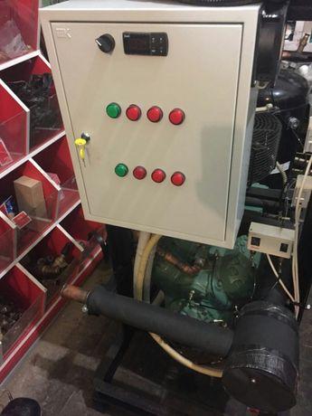 Холодильное оборудование bitzer, bock б/у как новое .Скидки 20%