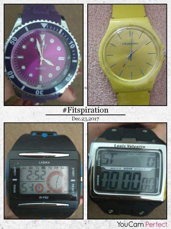 Дамски и мъжки часовници