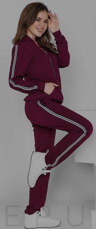 Женские спортивные костюмы тёплые Турция размер 48-54