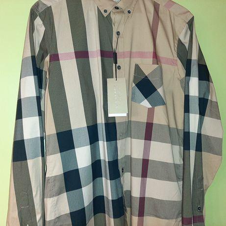 Мъжка риза L размер
