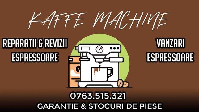 Vânzări / reparații aparate de cafea. ( expresoare)