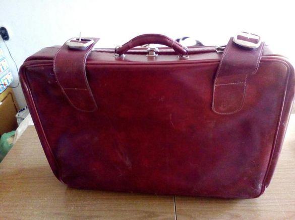 Куфар кожен
