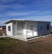 Vand casa din container modular