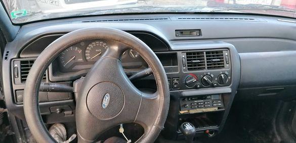 Форд ескорд 1.6 16v