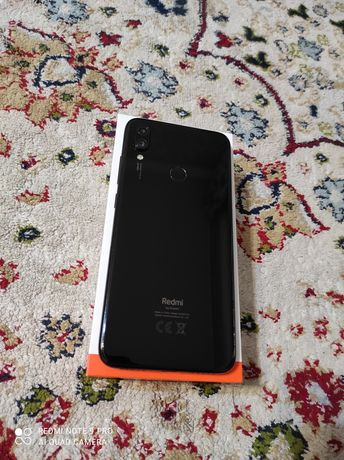 Redmi Note 7 32G Ram 3 4G LTE 4000 mah Battery доставка есть срочно