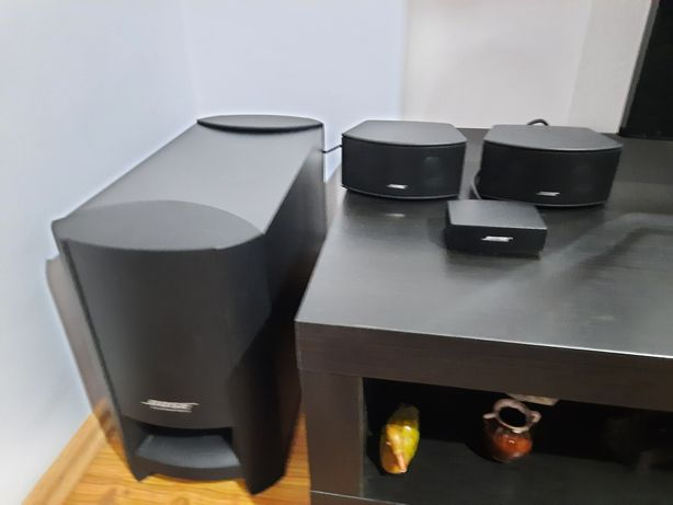 Sitem Audio Bose Cinemate GS Series II 2.1 Home Theater