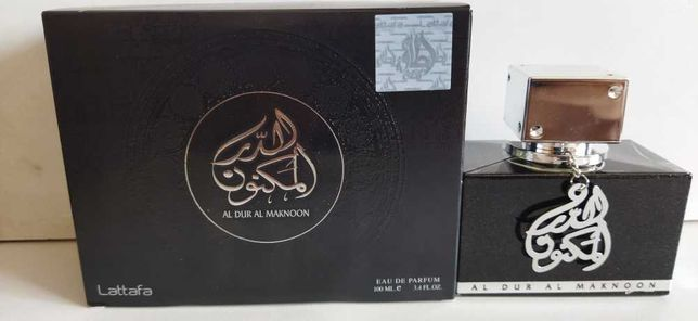 парфюмерная вода  Al Dur Al Maknoon Silver