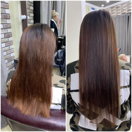 Наращивание волос по супер цене - 15.000тг На выезд!