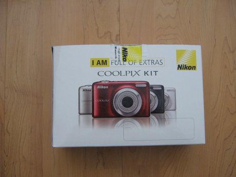 Фотоапарат Nikon COOLPIX L31, 16.1MP