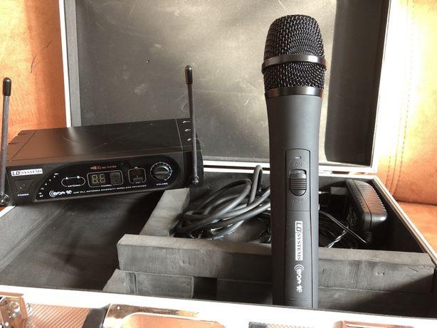 LD Systems ECO 16 microfon wireless