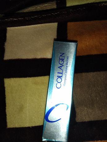 тушь для ресниц collagen