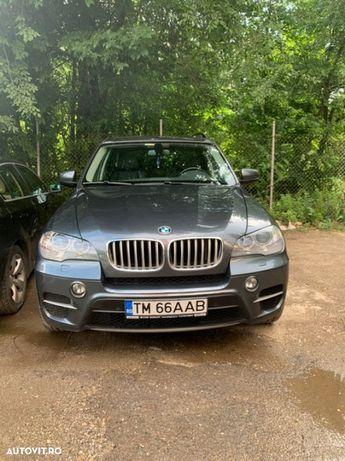 BMW X5 Motor Defect