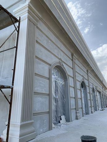 Coloane decorative, PILASTRU polistiren, coloane,stalp pilastri