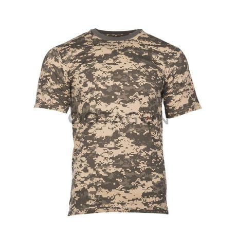 Tricouri militare cu camuflaj Mil-tec