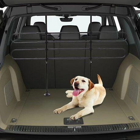 Решетка  багажник за куче метална преграда автомобил куче регулируема