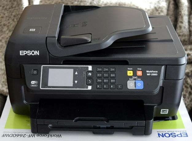 imprimanta Epson WorkForce WF-2660DWF