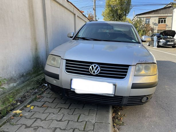 Volkswagen Passat 2005 Facelift