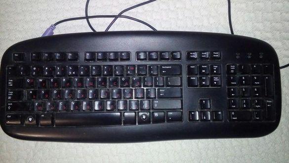 Клавиатура за компютър Logitech Deluxe