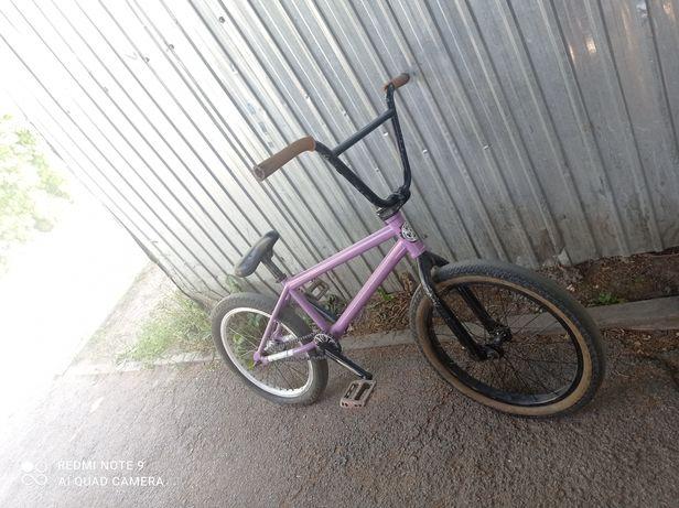 bmx бмх трюковой велосипед бейм