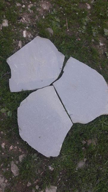 Piatră naturală PAȘI DE GRĂDINĂ ptr alei fără beton