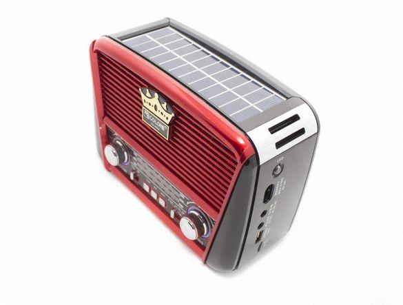 Голяма музикална Mp3/Radio система със соларно зареждане