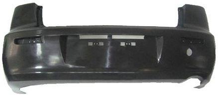 Бампер задний на Mitsubishi Lancer 10 (08-12) Лансер 10 (08-12)