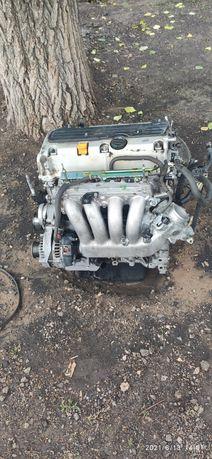 Не исправный Двигатель К24А2 с новесным оборудованием