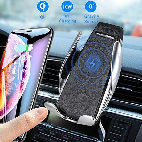 Qi Безжично зарядно със сензор за автомобил
