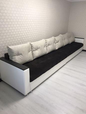 Большой диван 4,1м(новый) кредит, рассрочка