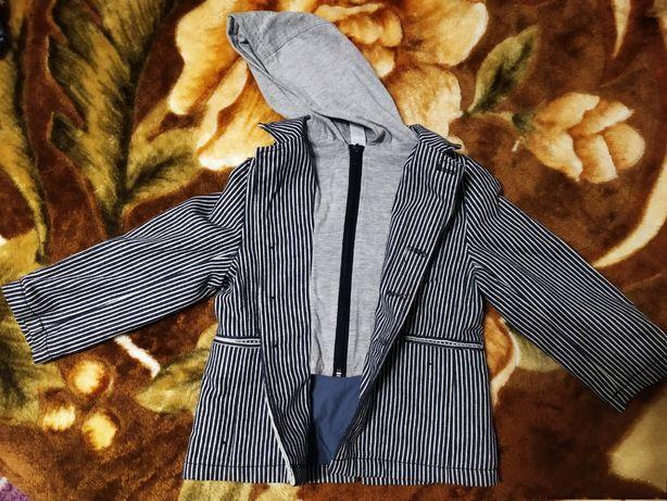 Пиджак ZARA Kids на 3-4года для мальчика